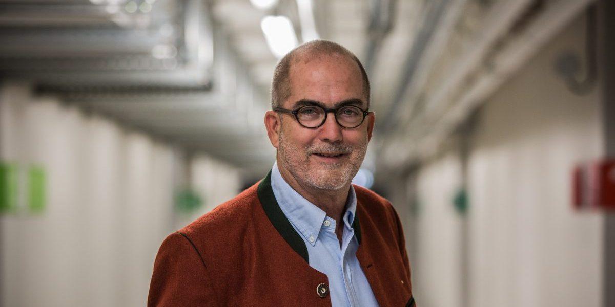 """Tim Cole: """"In der Digitalisierung ist kein Platz für Mittelmaß"""""""