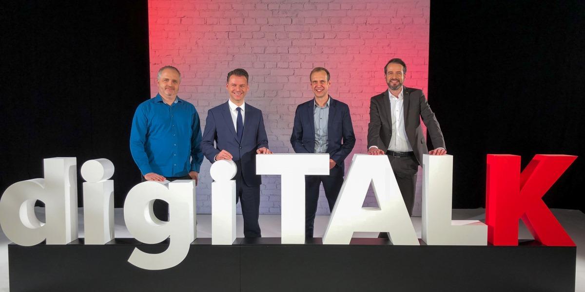 Der Weg zur digitalen Strategie — digiTALK Folge4