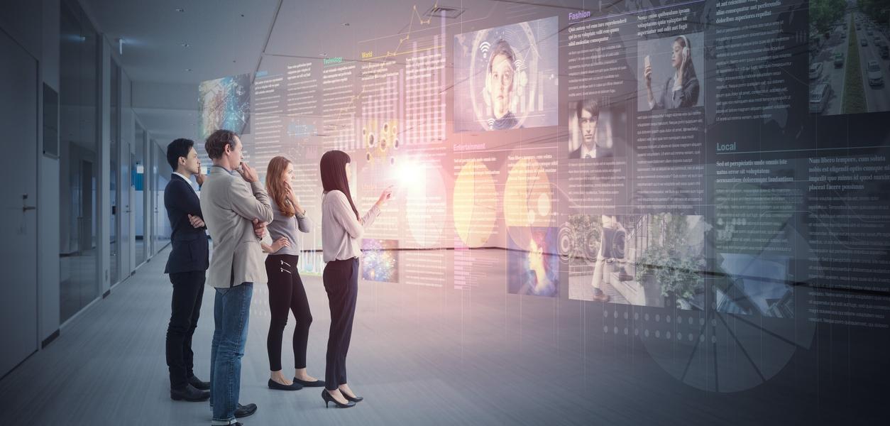 Projektreportage OFFICE 21: Warum digitalen Dokumenten die Zukunft gehört