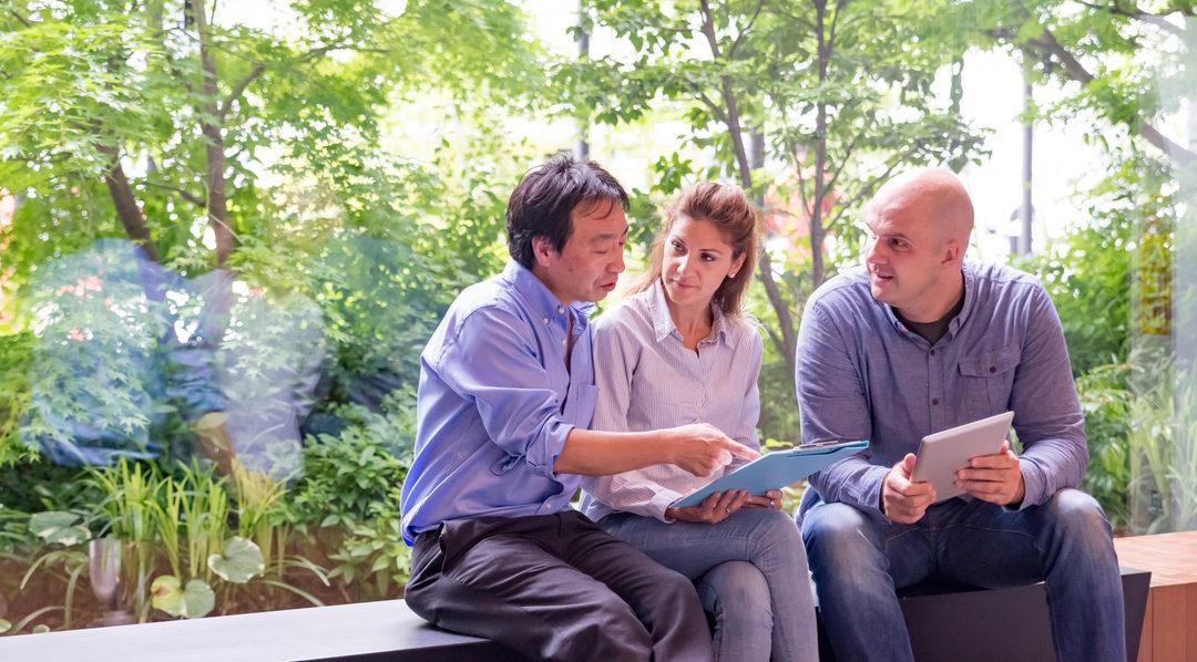 Nachhaltigkeitsstrategie im Unternehmen: Ans Büro gedacht?